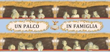 """Depliant """"Un palco in famiglia"""" per Fondazione Teatro La Fenice di Venezia_area formazione_2016"""
